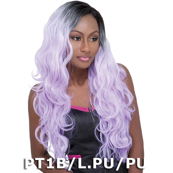 Janet Encore Human Hair Mix Pastel Weave - NATURAL BODY CURL 7PCS