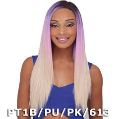 Janet Encore Human Hair Mix Pastel Weave - NATURAL YAKI 7PCS