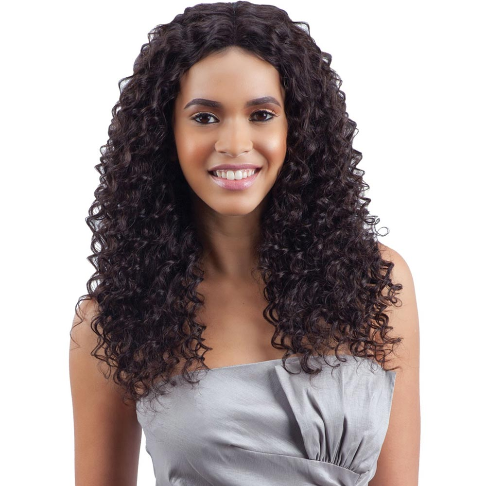 Naked Art Unprocessed Human Hair Weave Curly 4pcs Beautyshoppers