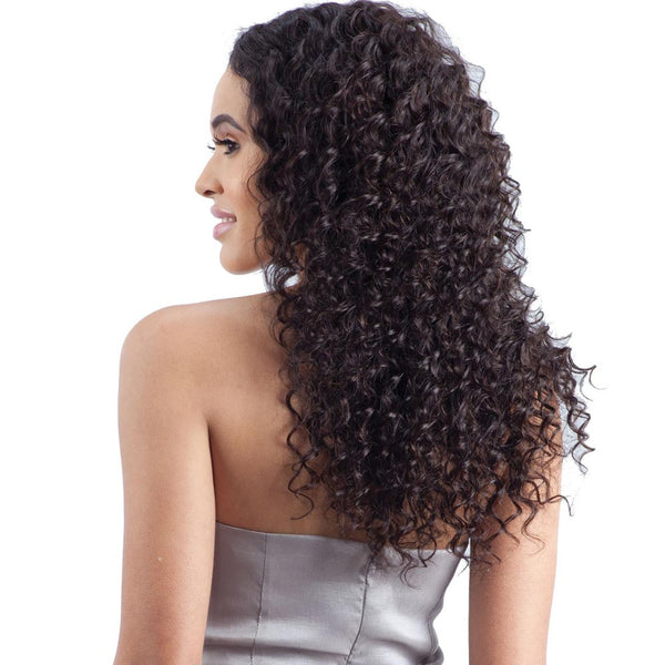 Naked Art Unprocessed Human Hair Weave - CURLY 4PCS