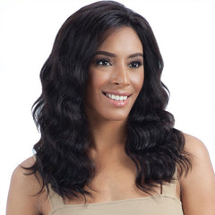 Unprocessed Naked™ Brazilian Virgin Remy Hair Lace Front Wig - RAY