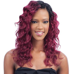 Unprocessed Naked™ Brazilian Remy Hair - NATURAL MYSTIQUE WAVE 7PCS
