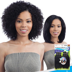 Naked Nature Unprocessed Wet & Wavy Hair Weave - GLOW DEEP 4PCS