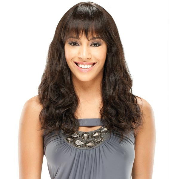 Unprocessed Naked™ Brazilian Virgin Remy Hair Wig 20""