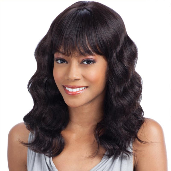 Unprocessed Naked™ Brazilian Virgin Remy Hair Wig - LOOSE DEEP 18""