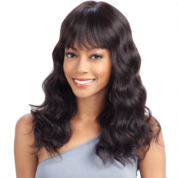 Unprocessed Naked™ Brazilian Virgin Remy Hair Wig - LOOSE DEEP 20""