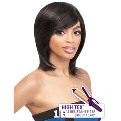 Outre Quick Weave Eco Half Wig - NATURAL YAKI 12""