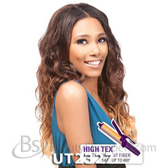 Outre Half Wig Quick Weave - APRIL