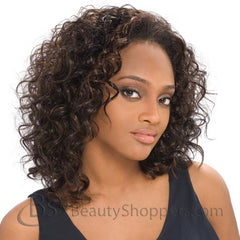 Outre Half Wig Quick Weave - KEYA