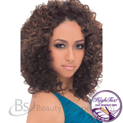 Outre Half Wig Quick Weave - Mitzi