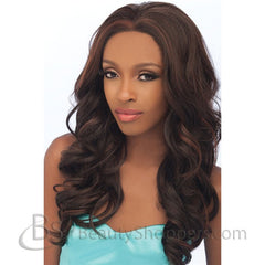 Outre Synthetic Hair Lace Front Wig - PEACHES