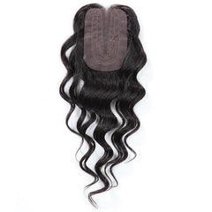 Simply™ - NATURAL DEEP LACE PARTING CLOSURE 16""