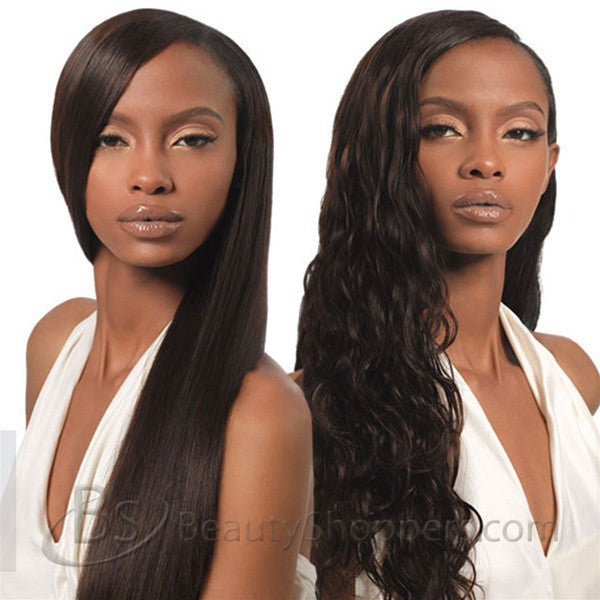 Velvet Remi Human Hair Weave - VIRGIN INDIAN REMI HAIR (Wet & Wavy)