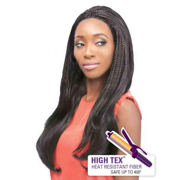 Outre Batik Braid Lace Front Wig - MALAYSIAN BRAID