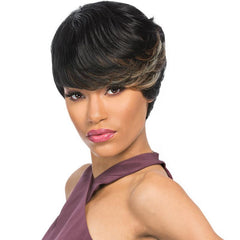 Outre Premium Duby Human Hair Wig - FEATHER 4