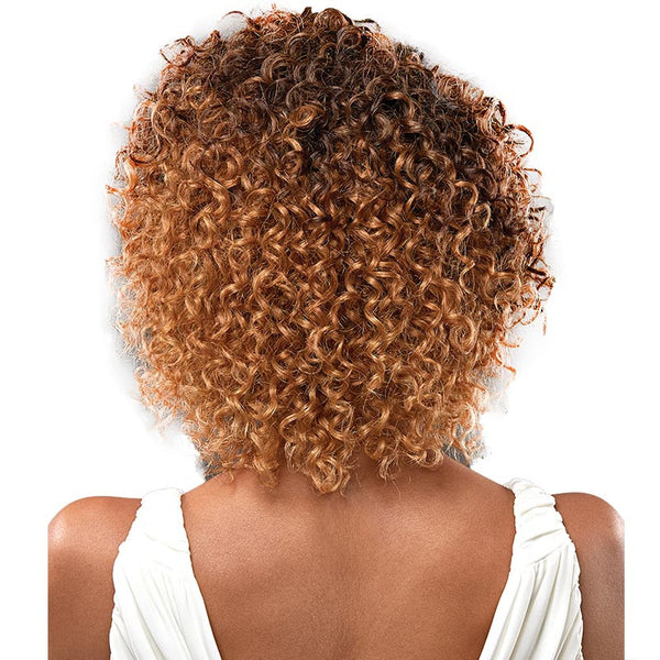 Indi-Natural Perfect Trio Human Hair Weave - JERRY CURL
