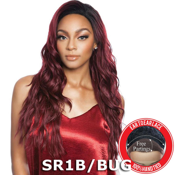 "Red Carpet Ear2Ear Free Parting Lace Wig - RCE02 FANTASY (26"")"