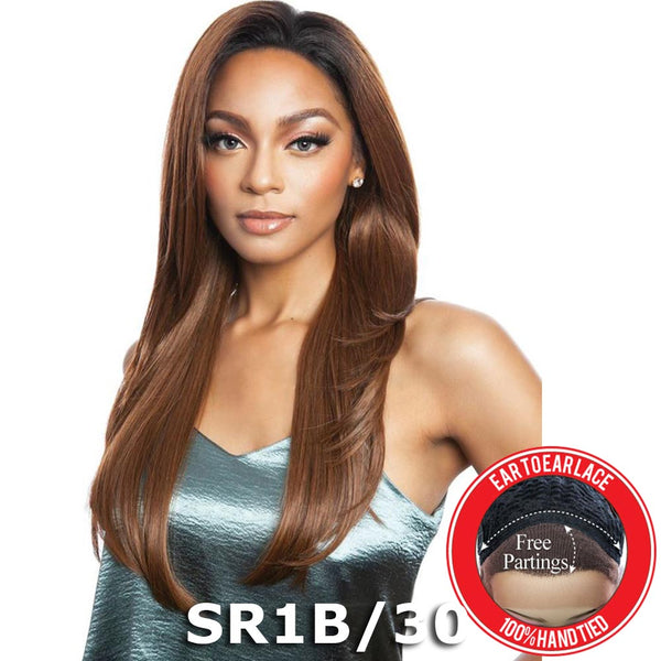 "Red Carpet Ear2Ear Free Parting Lace Wig - RCE03 SCI-FI (26"")"