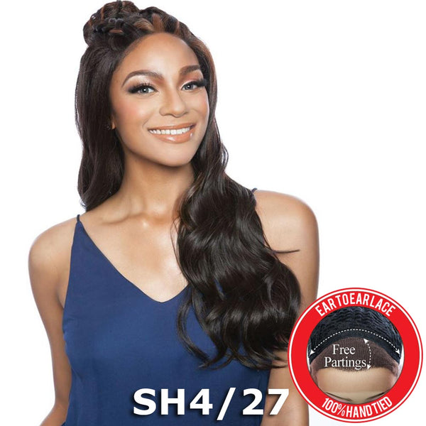 "Red Carpet Ear2Ear Free Parting Lace Wig - RCE04 DRAMA (26"")"