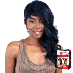 ISIS Red Carpet Premium Synthetic Hair Full Wig - RCP145 RIHANNA-ROCK
