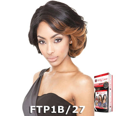 ISIS Red Carpet Synthetic Hair Silk Lace Front Wig - RCP604