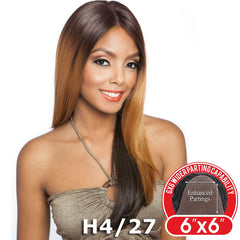 "Red Carpet Premiere 6""X6"" Wide Part Lace Wig - RCP6601 RICCA (24"")"