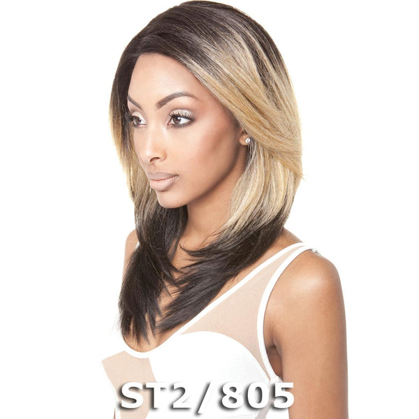 ISIS Red Carpet Premium Synthetic Hair Lace Front Wig - RCP719 MERMAID 1