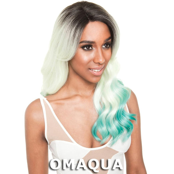 ISIS Red Carpet Premium Synthetic Hair Lace Front Wig - RCP727 MERMAID 4