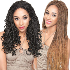 ISIS Red Carpet Premium Hair Braid Lace Front Wig - RCP732 SOLANGE BRAIDS