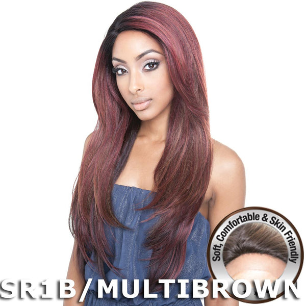Isis Red Carpet Cotton Lace Front Wig - RCP802 BLUESTAR