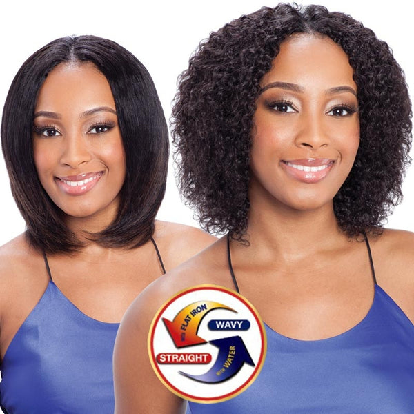 Moisture Remy Rain Indian Hair Weave - MOIST JERRY 3PCS (Wet & Wavy)