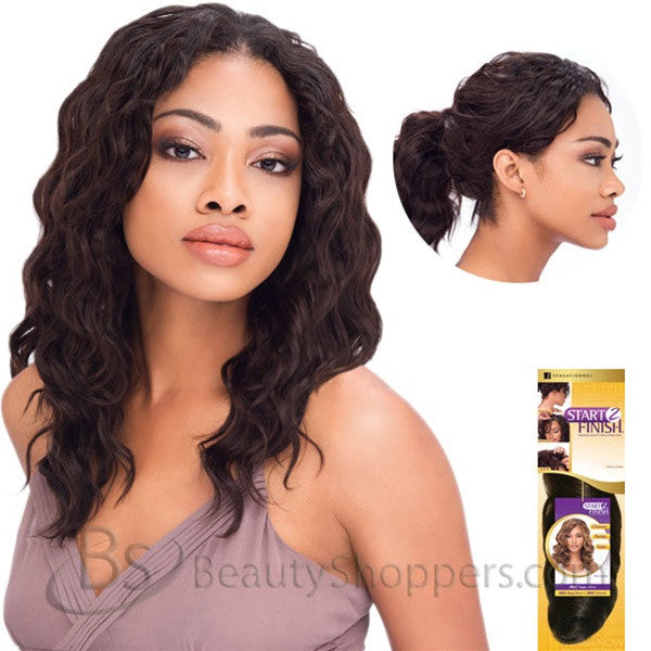 Start2Finish 100% Human Hair Weave - BODY DEEP