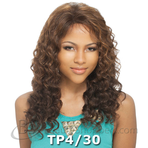 Saga Remy Human Hair Lace Front Wig - LEGEND (Invisible Part)