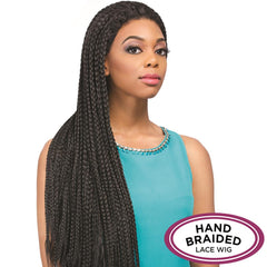 Senegal Collection Braided Lace Wig - BOX BRAIDS II