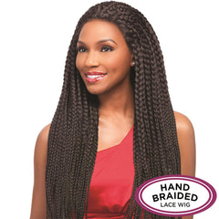 Senegal Collection Braided Lace Wig - MAXI BRAID