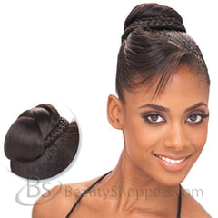 FreeTress Synthetic Bun- SWEET ROLL