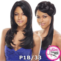 FreeTress Equal Synthetic Hair Lace Front Wig - AMBER