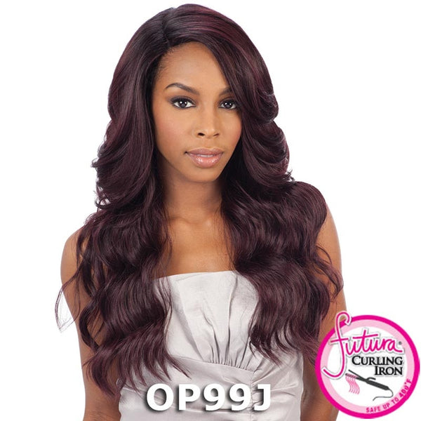"FreeTress Equal Lace Deep Invisible ""L"" Part™ Lace Front Wig - DANITY"