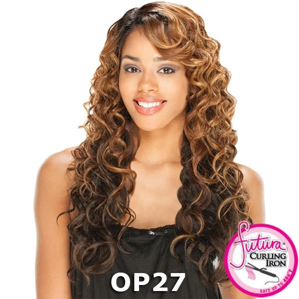 Lace Deep Invisible L-Part™ Lace Front Wig - ENYA