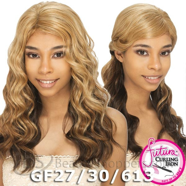 FreeTress Equal Wide Lace Front Wig - ENJOY (Invisible Part Lace)