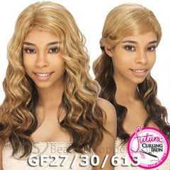 FreeTress Equal Hair Lace Front Wig - ENJOY (Invisible Part)