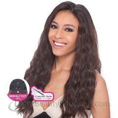 Invisible Part® + Lace Front Wig - GALLERY