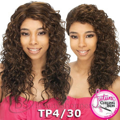 FreeTress Equal Hair Lace Front Wig - RESPECT (Invisible Part)