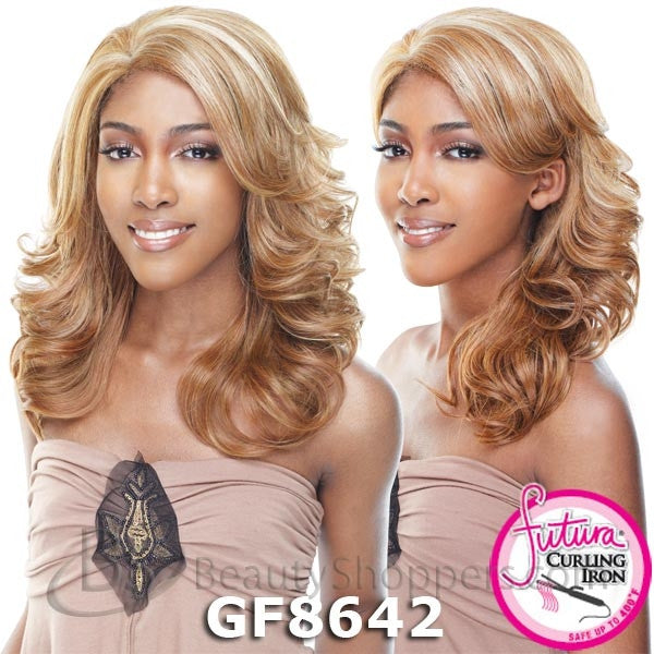 FreeTress Equal Wide Lace Front Wig - VALENTINE (Invisible Part Lace)