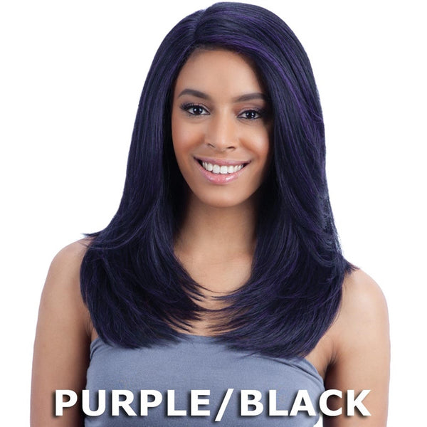 "FreeTress Equal Lace Deep Invisible ""L"" Part™ Lace Front Wig - JANNIE"