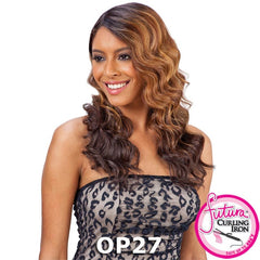 Lace Deep Invisible L-Part™ Lace Front Wig - JULIE