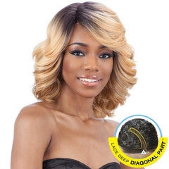 LOVE BLOSSOM (OF8642) - FreeTress Lace Front Wig