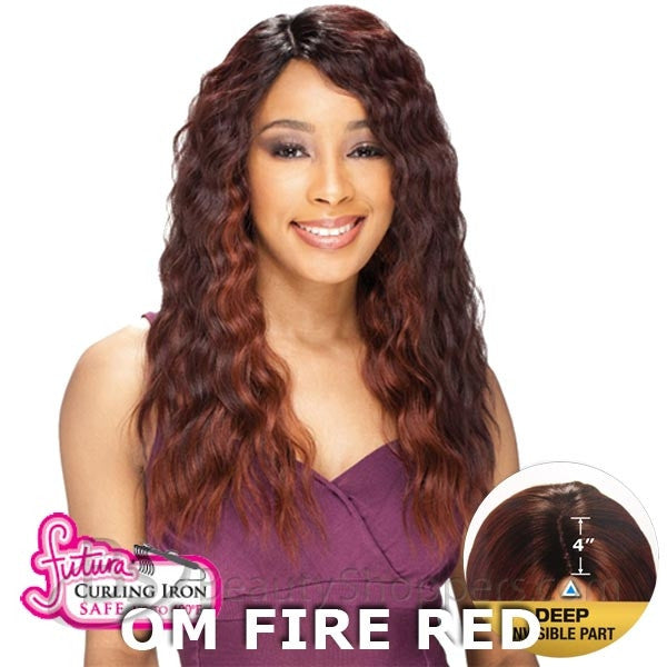 "FreeTress Equal Lace Front Wig - MILLY (4"" Deep Invisible Part Pre-Cut Lace)"