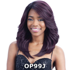 Lace Deep Invisible L-Part™ Lace Front Wig - RILEY