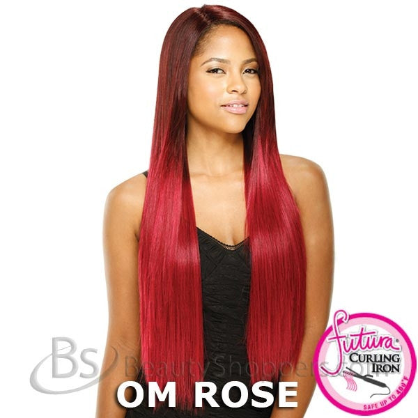 "FreeTress Equal Lace Deep Invisible ""L"" Part™ Lace Front Wig - VIRGO"